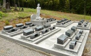 長龍寺墓苑の画像
