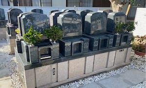 光雲寺 「光雲苑」「石庭樹木葬」の画像