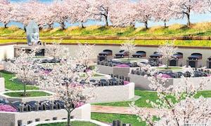 樹木葬・家族墓「桜樹の杜」(富山市)の画像