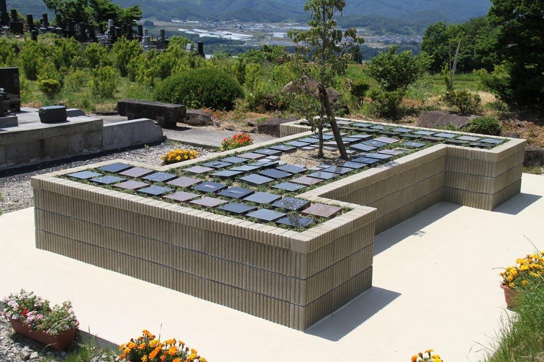 むさしメモリアルパーク蔵王(樹木葬)