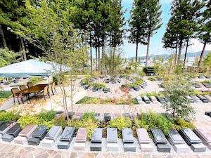 仙台樹木葬 安養寺庭苑の画像