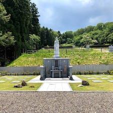 木漏れ日の丘墓園の画像