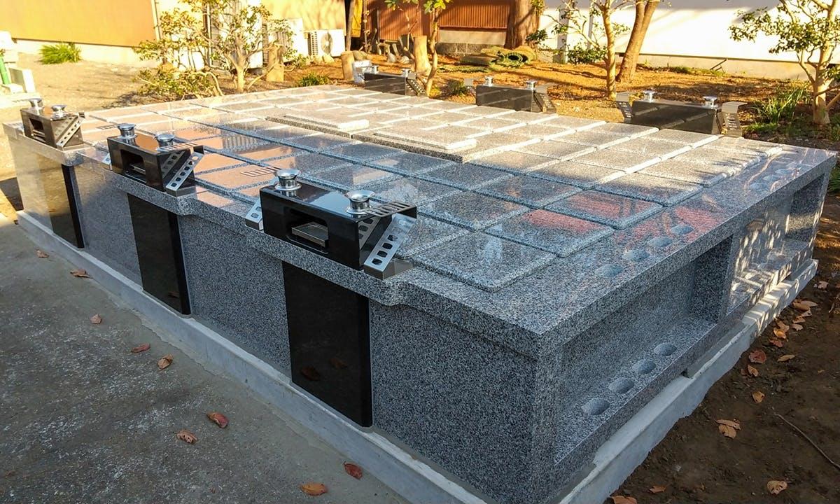 平等寺樹木葬