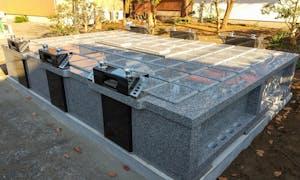 平等寺樹木葬の画像