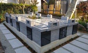 函南町妙法寺樹木葬の画像