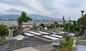 春日小倉公園墓地の画像