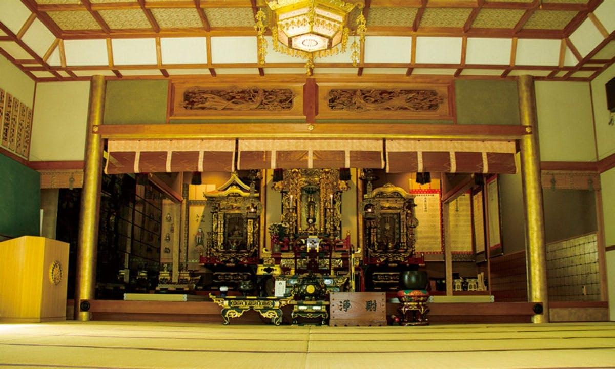 西光寺 永代供養・納骨堂