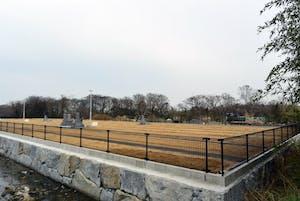 高松川部墓苑の画像