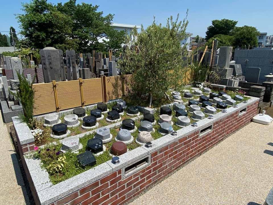 仮宿院 庭園型樹木葬「ともいき」