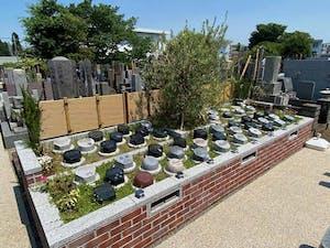 仮宿院 庭園型樹木葬「ともいき」の画像
