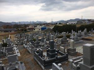 四ッ辻霊園の画像