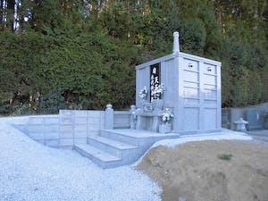 柏崎共同墓地 天王院永代供養墓の画像
