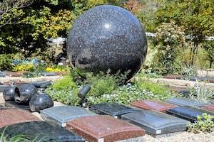 一畑薬師「瑠璃庭苑」樹木葬・「瑠璃之廟」納骨堂の画像
