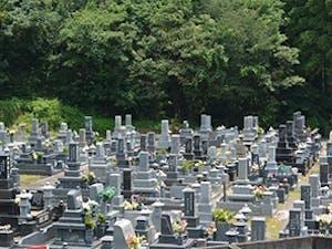 土々呂共同墓地の画像