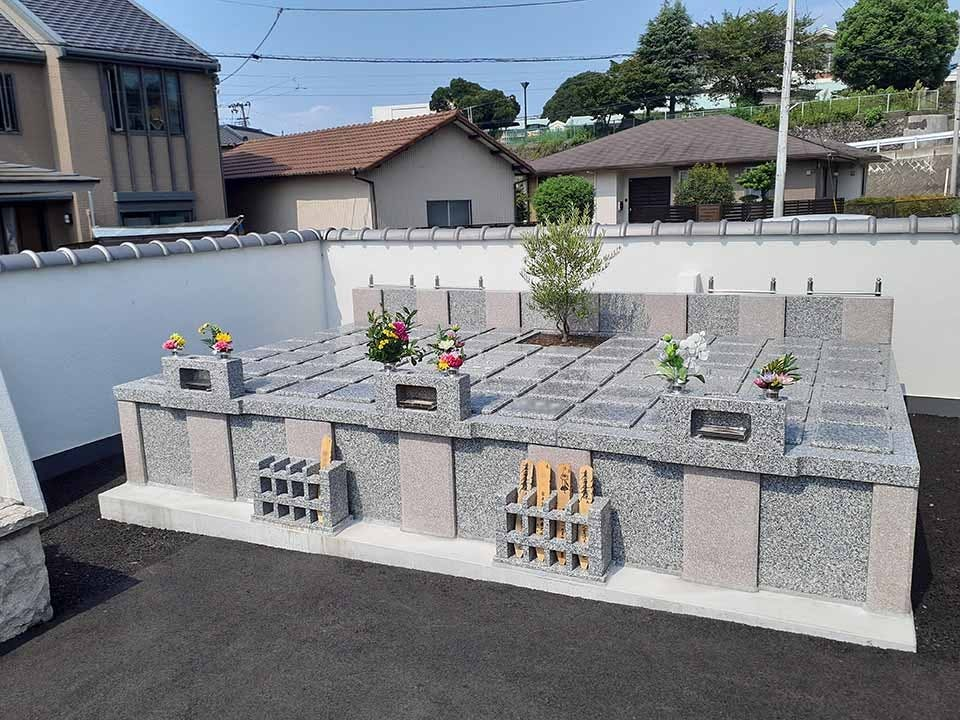 法雲寺樹木葬