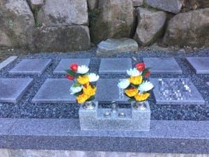 泉徳寺樹木葬霊園の画像