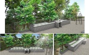 修学院 樹木葬霊園の画像