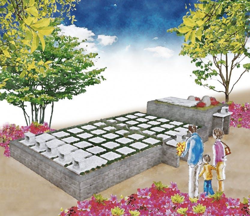 穂徳院 樹木葬霊園
