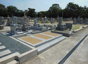 服部徳風墓地の画像