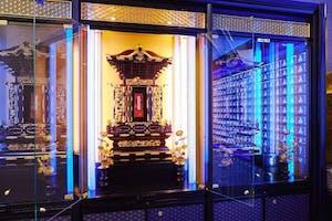大本山成田山久留米分院 平和大仏塔 納骨堂の画像
