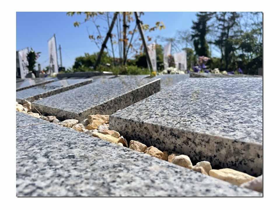 五十嵐墓地