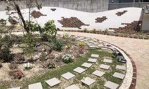 建宗寺 樹木葬「胡蝶庭園」の画像