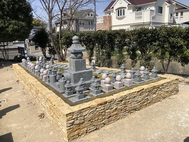 圓福寺墓地 樹木葬霊園「あん樹」