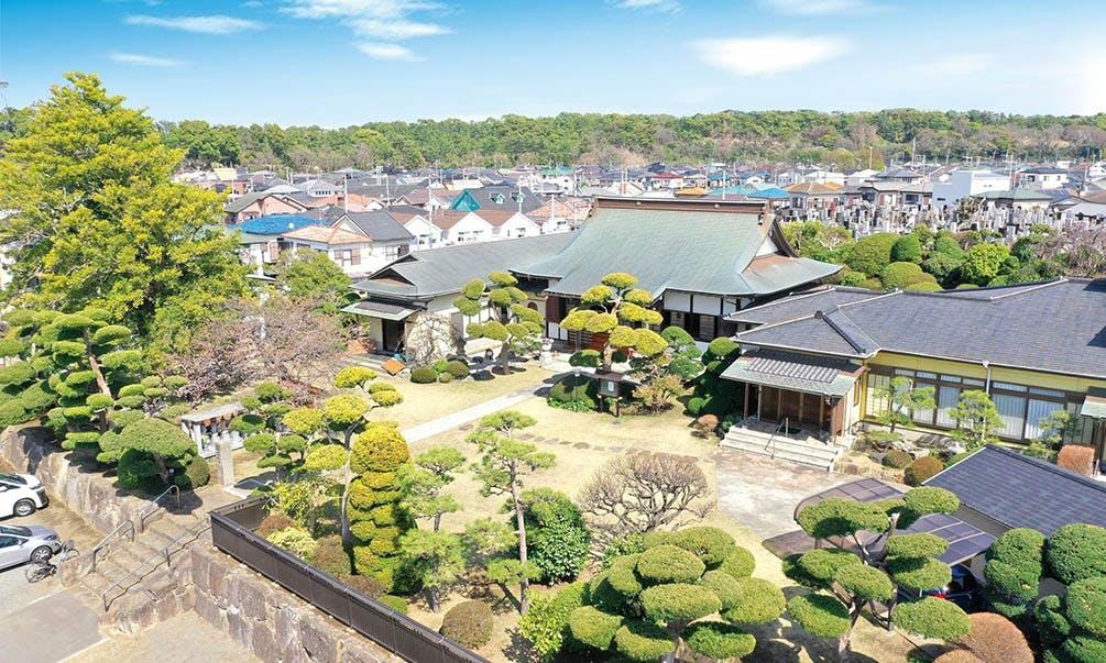 玄珊墓苑 樹木葬 永代供養墓「菩提」