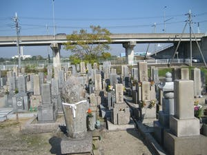来世墓地の画像