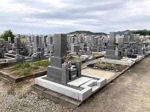浄厳院墓地の画像
