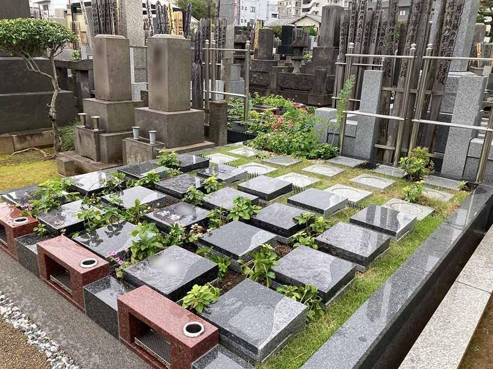 プレミアム西巣鴨まごころ樹木葬墓地