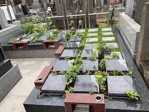 プレミアム西巣鴨まごころ樹木葬墓地の画像