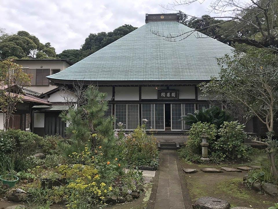 横須賀衣笠の郷浄苑