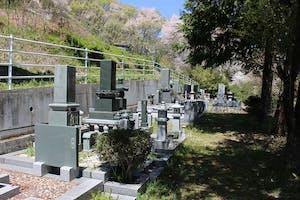 天照寺墓地の画像