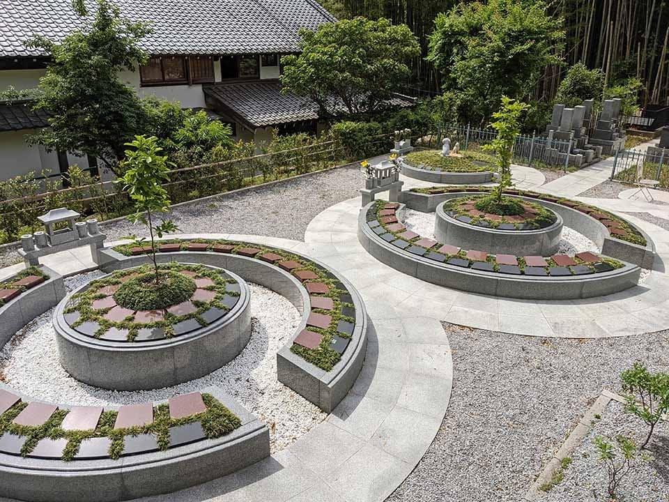 印西浄苑ガーデン樹木葬