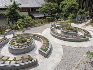印西浄苑ガーデン樹木葬の画像