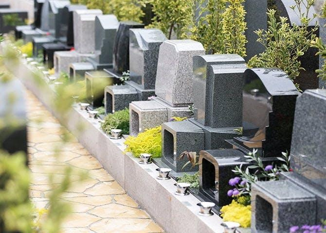 小牧はなえみ墓園