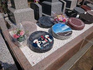 寶珠寺 樹木葬スタイル「想華壇」の画像