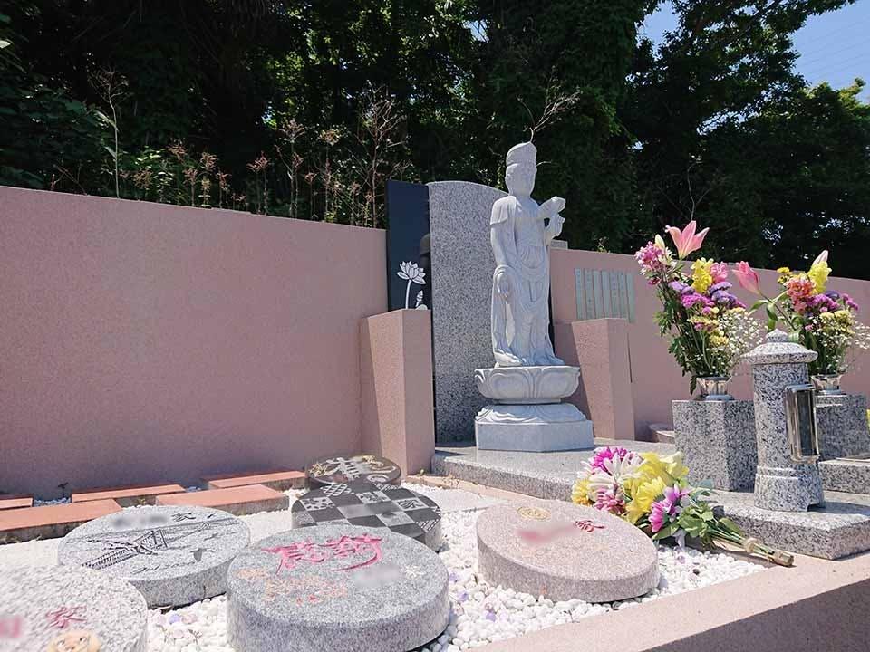 唐熊霊苑 樹木葬スタイル「想華壇」