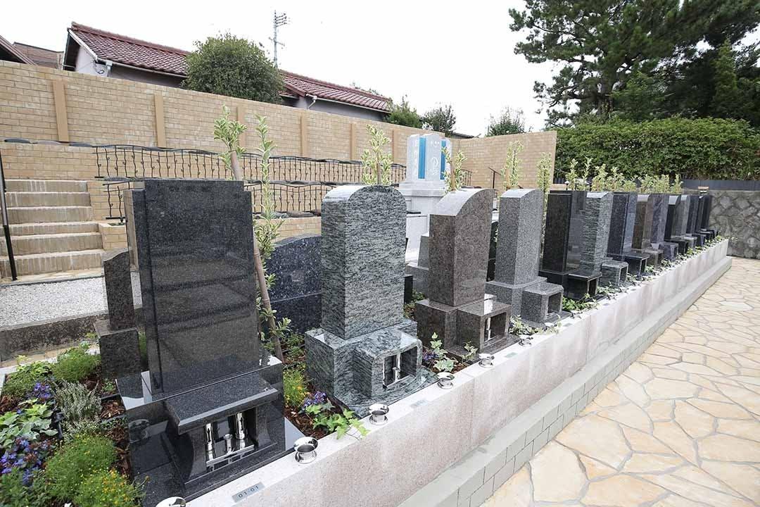 刈谷はなえみ墓園