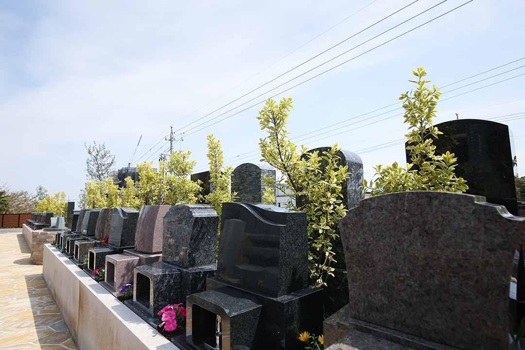 半田はなえみ墓園