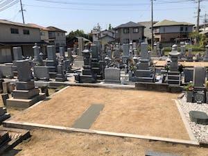 平田墓地の画像