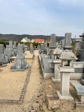 青江墓地の画像
