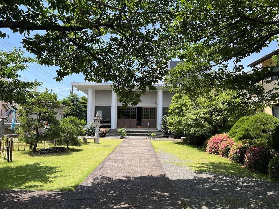 西福寺 のうこつぼ
