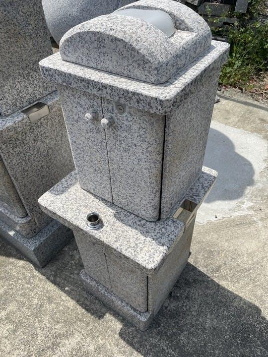 お庭における手元供養・永代供養墓