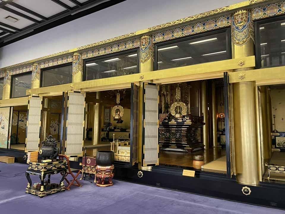 専念寺 のうこつぼ