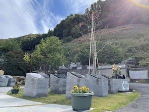 石巻上品樹木葬の画像