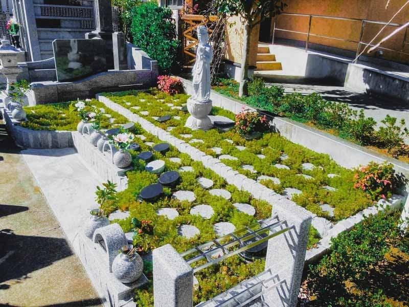 野田つつじの郷樹木葬墓地