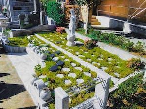 野田つつじの郷樹木葬墓地の画像