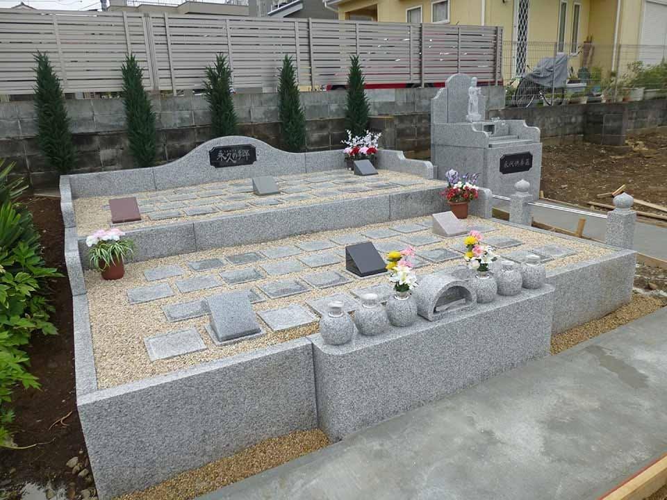 小田原 城山 樹木葬永久の郷
